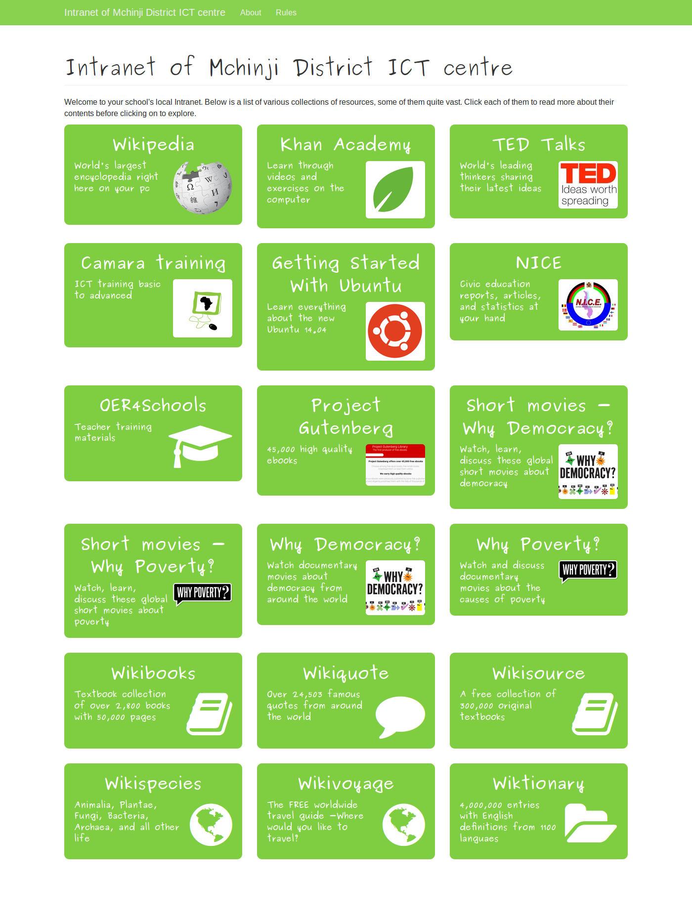 An Offline Digital Library — Ubuntu Digital Library manual